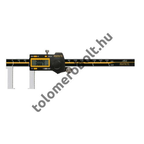 ASIMETO Belső tolómérő Digitális 0 - 150 mm 309-06-3