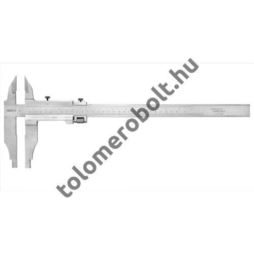 ASIMETO Műhelytolómérő Nóniuszos 0 - 800 mm 311-32-8