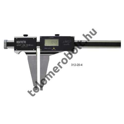 ASIMETO Műhelytolómérő Digitális 0 - 1500 mm 312-60-2