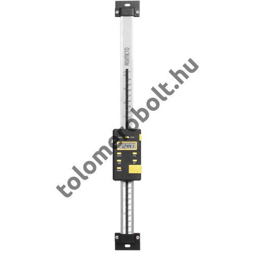 ASIMETO Beépíthető tolómérő Digitális 0 - 450 mm 326-18-0
