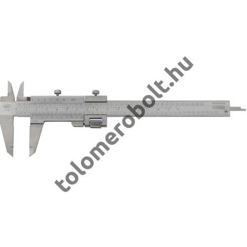 MAHR Tolómérő Nóniuszos 0 - 180 mm Szögletes mélységmérő 4100681