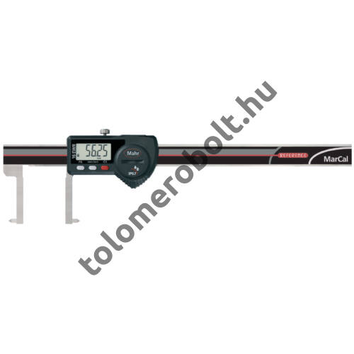 MAHR Digital Caliper REFERENCE, IP 67, special design, incl. case, battery: with inside points, Measuring range mm/inch: 20-170 4103078