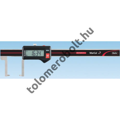 MAHR Digital Caliper REFERENCE, IP 67, special design, incl. case, battery: with outside points, Measuring range mm/inch: 140 4103377