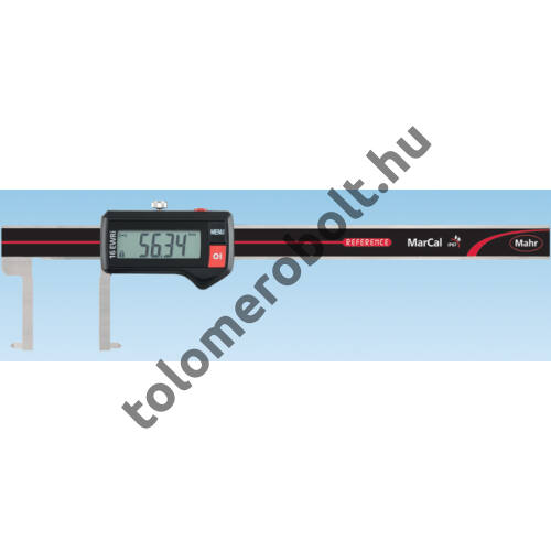 MAHR Digital Caliper REFERENCE, IP 67, special design, incl. case, battery: with inside points, Measuring range mm/inch: 20-170 4103378