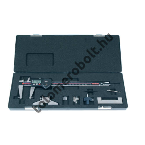 MAHR Digital Universal Caliper REFERENCE, IP 67, water protectedincl. plastic case and standard accessories, Measuring range mm/inch: 200 4118807
