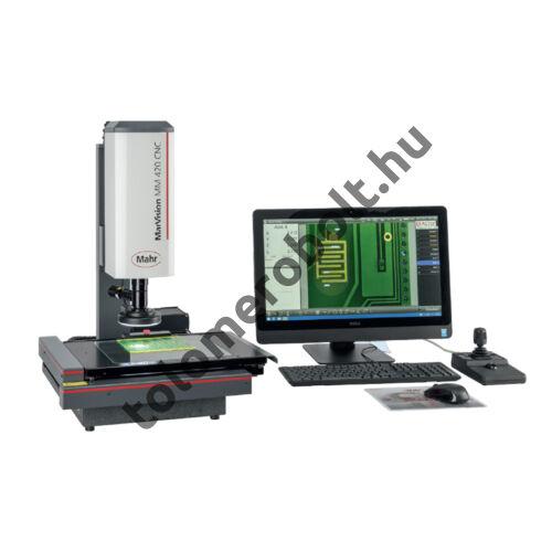 MAHR Mérő mikroszkóp, Videó, Mérőrendszer: Beépített mérőléc + M3 PC, 4247701