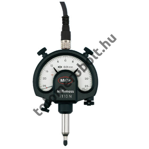 MAHR Finomkijelzős mérőóra Órás : 0,25 mm IP54 4343105