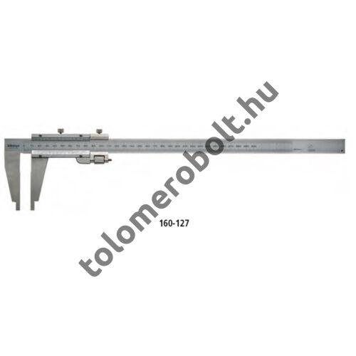 MITUTOYO Műhelytolómérő Nóniuszos 0 - 600 mm 160-131