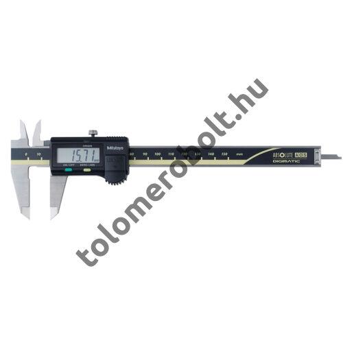 MITUTOYO Tolómérő Digitális 0 - 150 mm Kerek mélységmérő 500-184-30