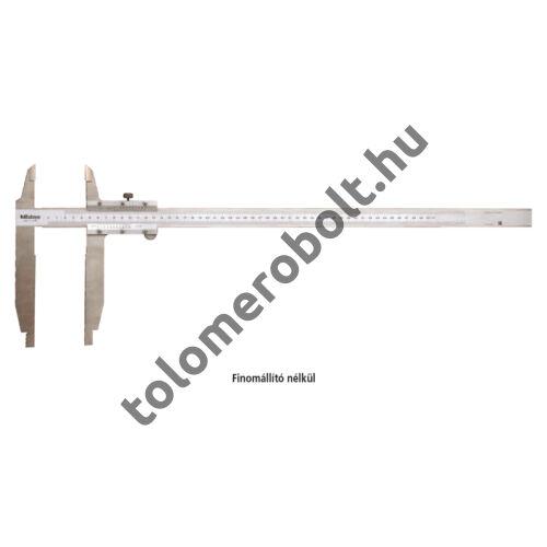 MITUTOYO Tolómérő Nóniuszos 0 - 1000 mm 533-506