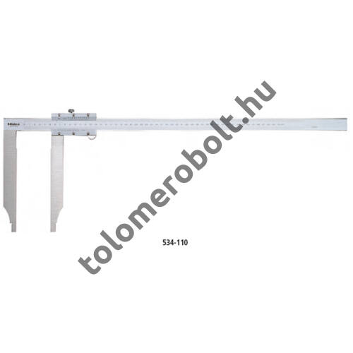 MITUTOYO Tolómérő Nóniuszos 0 - 300 mm 534-113