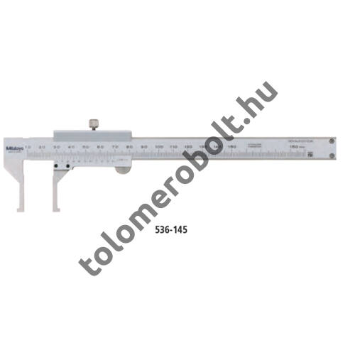 MITUTOYO Belső tolómérő Nóniuszos 70 - 600 mm 536-149