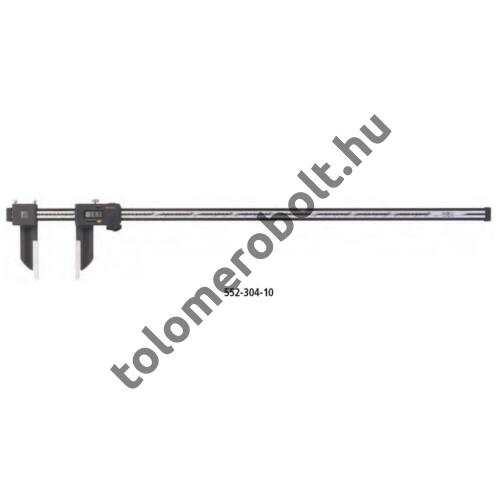 MITUTOYO Szénszálas tolómérő Digitális 0 - 1500 mm IP66 552-305-10