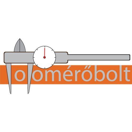 MITUTOYO Hegyes tolómérő Digitális 0 - 150 mm Görgővel IP67 573-621-20