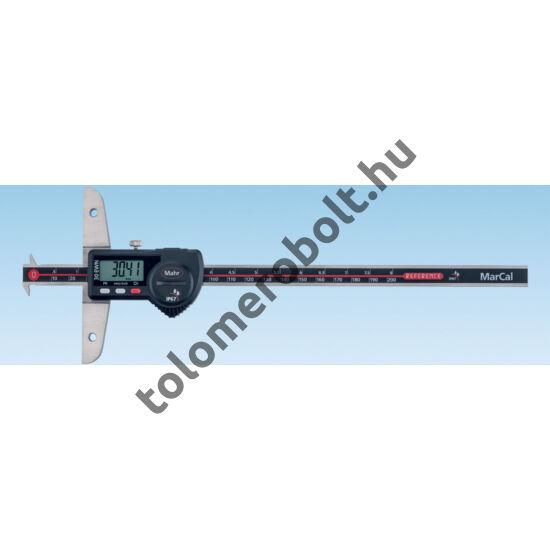 MAHR Dupla horgas végű mélységmérő Digitális 0 - 300 mm IP67 4126524