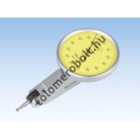 MAHR Mechanisches Fühlhebelmessgerät, hohe Messgenauigkeit; D=38,0 mm; 0-70-0 inkl. Etui, Messeinsatz 2 mm, Einspannschaft 800 a8, Schlüssel zum Wechseln der Messeinsätze und Prüfprotokoll 4308220