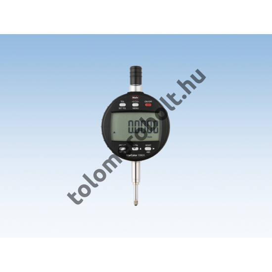 MAHR Dial Indicator, REFERENCE, incl. plastic case, battery and test report, Measuring range mm/inch: 0,0005/12,5 4337620