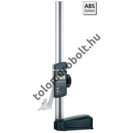 MAHR Digitales Höhenmess- und Anreißgerät metrisch/Zoll umschaltbar; nichtrostend; MarConnect Schnittstelle inkl. Anreissspitze 814 SRs und Batterie 4426101
