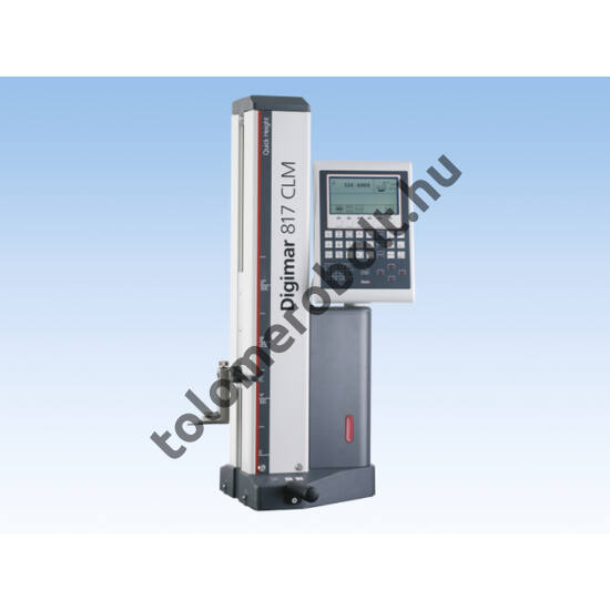 MAHR Höhenmessgerät Digimar 2D inkl. 2D Rechner, Einstellblock, Bedienungsanleitung, Steckernetzteil und Kalibrierschein 4429010