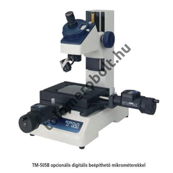 MITUTOYO Mérő mikroszkóp, Monokulár tubus, Mérőrendszer: Beépíthető mikrométer, 176-819D