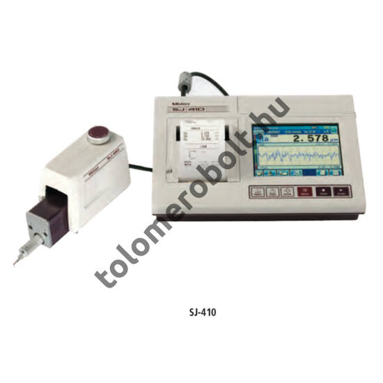 MITUTOYO SJ-411 Érdességmérő (A) 178-580-01D
