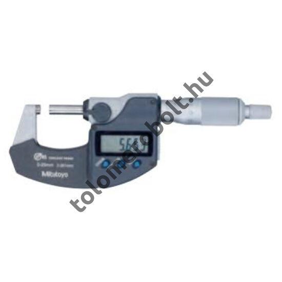 MITUTOYO Mikrométer Digitális : 25 - 50 mm IP65 293-231-30