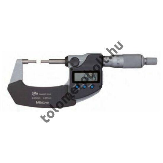 MITUTOYO Digitális Mikrométer SPM-25MX 331-251-30