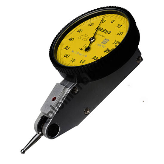 MITUTOYO Szögtapintós mérőóra Órás : 0,2 mm 513-475-10E