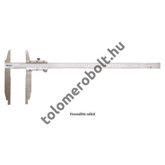 MITUTOYO Tolómérő Nóniuszos 0 - 500 mm Görgő nélkül 533-504