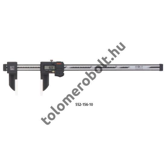 MITUTOYO Szénszálas tolómérő Digitális 0 - 450 mm Görgő nélkül IP66 552-155-10