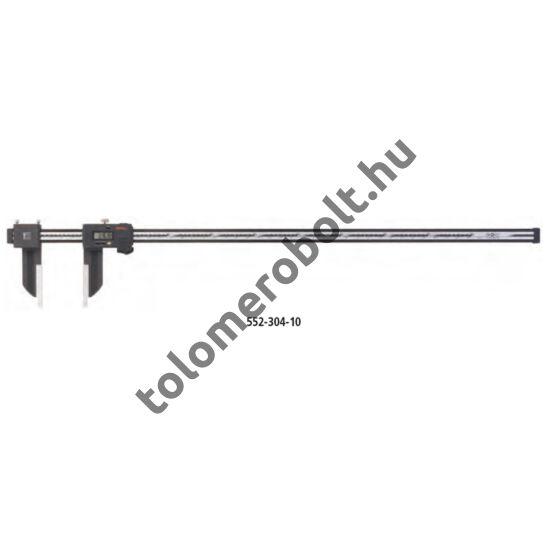MITUTOYO Szénszálas tolómérő Digitális 0 - 2000 mm Görgő nélkül IP66 552-306-10
