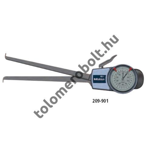 MITUTOYO Karos mérőóra belső méréshez Órás : 70 - 90 mm IP65 209-308