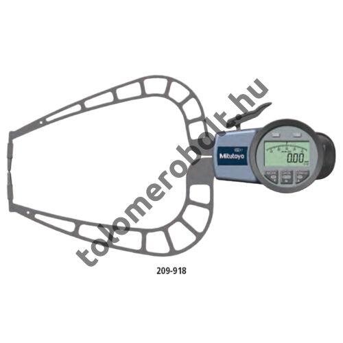 MITUTOYO Karos mérőóra külső méréshez Digitális : 0 - 50 mm IP67 209-919
