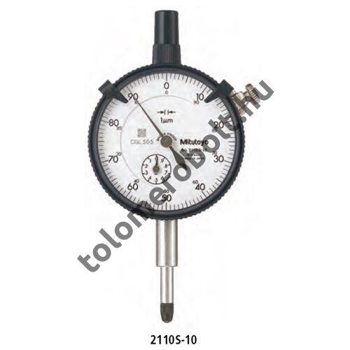 MITUTOYO Mérőóra Órás : 1 mm IP64 2109SB-70
