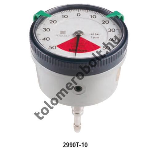 MITUTOYO Mérőóra Órás : 0,1 mm 2990T-10