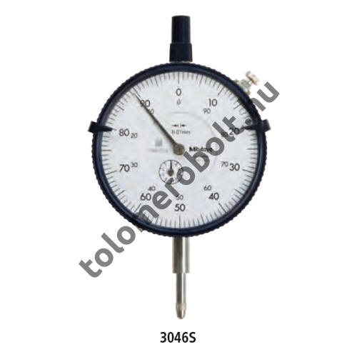 MITUTOYO Mérőóra Órás : 1 mm 3109SB-10